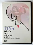 TINA ''WHAT'S LOVE GOT TO DO WITH IT'' DVD