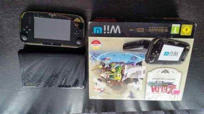 Wii u 32 GB Zelda Edition Loadiine ver  5 3 2 - 6119594071