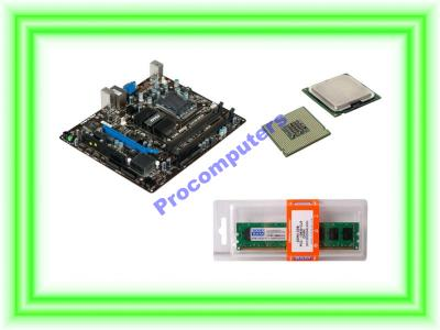 MSI G41M-SP20+PENTIUM 3,0GHZ+CHŁODZENIE+DDR3-4GB