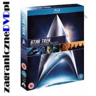 Star Trek Movies [3 Blu-ray] Filmowa Trylogia /2-4