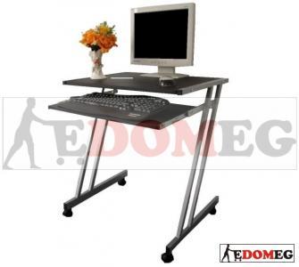 Stolik Komputerowy Małe Biurko Pod Laptopa Metal