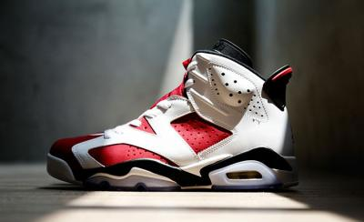 Nike Air Jordan 6 Retro Carmine 20% 43 46 5079609678