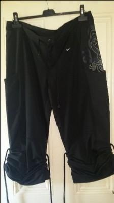 Spodnie sportowe Nike Sphere Dry szare 2 w 1 r.46