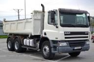 DAF CF 75.360 * Wywrotka 5,20 m / Bordmatic / 6x4!