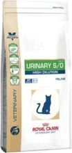 ROYAL CANIN Urinary S/O High Dilution UHD 34 3,5kg