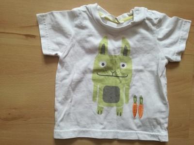 acbd20ecf1 H M Koszulka T-shirt 3-6m