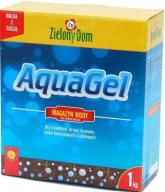 AquaGel Hydrożel dla roślin 1kg Zielony Dom