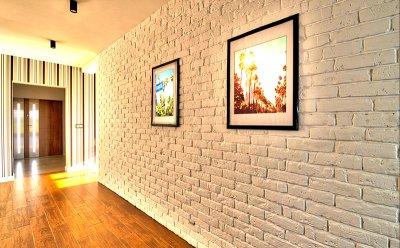 Cegła Dekoracyjna Z Gotową Fugą Płytki Na ścianę