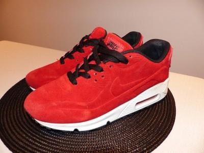 buty nike air max 90 hyperfuse czerwone