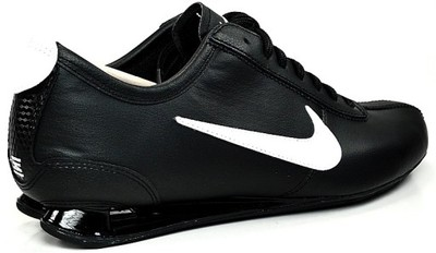 hot sale online 312ff fa722 ... hot buty nike shox rivalry czarne z biaym 043 r. 42 5c3ad af970