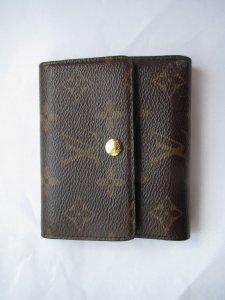 1ff9476ab2588 Louis Vuitton portfel damski maly nr seryjne bcm - 6207745639 ...