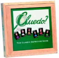 Cluedo Nostalgia Wooden Edition Board Classic Game