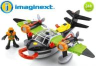 FISHER PRICE IMAGINEXT SKORPION SAMOLOT X5249 24h