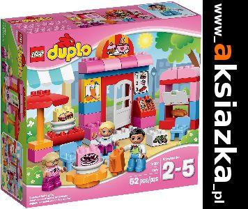 Lego Duplo 10587 Kawiarenka Nowe Sklepy Kraków 6650661694
