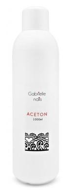 Aceton kosmetyczny czysty 1000 ml do hybryd