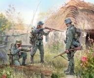 ZVEZDA ZVEZDA German Infantry Eastern Front