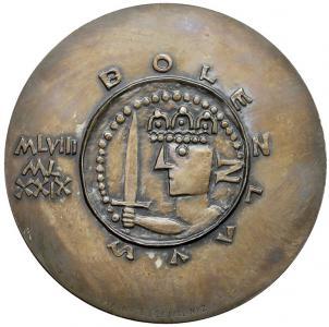 5217. Bolesław Śmiały, Korski, SREBRO