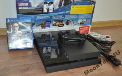 PS4 500GB/Dualshock 4/Gra/Okazja Tak Tanio.GW.24h