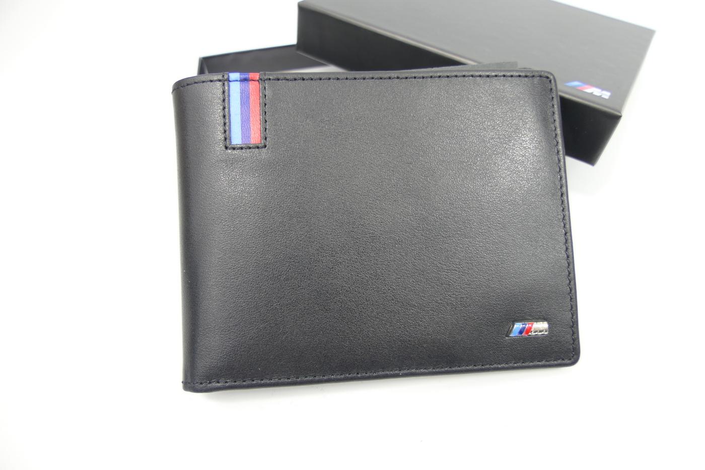 3b98d79de6bd3 Portfel BMW M 80212410934 - 7035684197 - oficjalne archiwum allegro