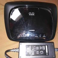 Router LINKSYS CISCO WAG 120N Annex A