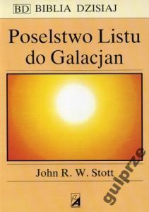 Poselstwo listu do Galacjan