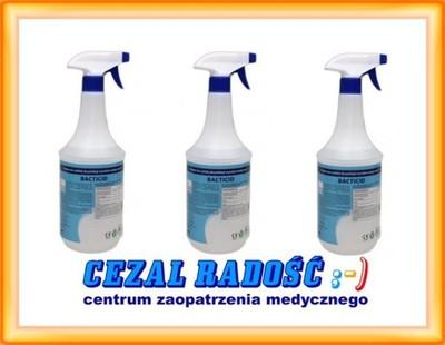 Bacticid Spray 1L Dezynfekcja Powierzchni Promocja