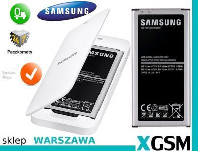 Ładowarka Biurkowa Bateria SAMSUNG Galaxy S5 W WA