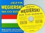 Język węgierski na co dzień+CD - HIT