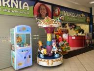 Firma bawialnia sala zabaw Bajkolandia dla dzieci