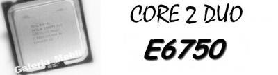 Intel Core 2 Duo E6750 2x 2.66GHz 4MB +Pasta Termo