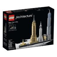 KLOCKI LEGO ARCHITECTURE NOWY JORK