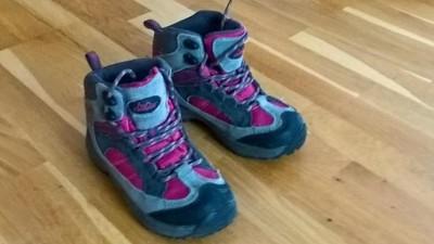 buty trekkingowe dziecięce campus
