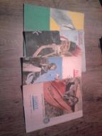 4 x PLOMYK 1969