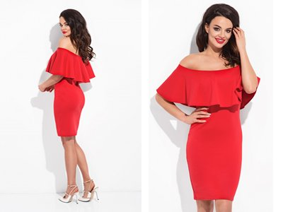 Hit E Sukienka Eu Hiszpanka Wesele Czerwona 34 Xs 6827958946 Oficjalne Archiwum Allegro