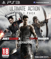 ULTIMATE ACTION TRIPLE PACK 3 GRY PS3 IMPULS 24H