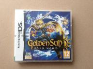 Golden Sun Dark Dawn DS. 3xA. FOLIA