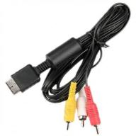 Kabel Do Sony Playstation PS2 PS3 Wysoka Jakość