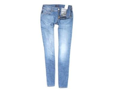54e5bdd2 Armani Jeans Spodnie Damskie Rurki Jeansy *28* - 7003403751 ...
