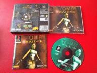 tomb raider BIG BOX  psx ps1 ps2 3xA