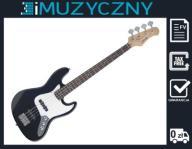 Stagg B 300 BK - gitara basowa typu Jazz Bass