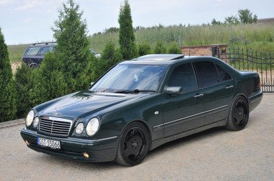 Mercedes E50 E55 Amg 1 Z 2870 Sztuk Jedyny Taki 6854794738 Oficjalne Archiwum Allegro