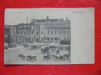 SOSNOWIEC HOTEL VICTORIA 1909