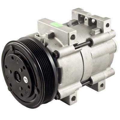 Kompresor klimatyzacji FS10 Ford 131 mm R134a