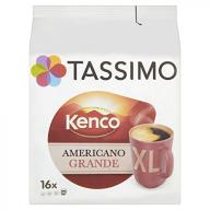 Tassimo Kenco Americano Grande 16 T DISCs (Pack of