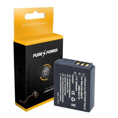 Bateria Pure Power CGR-S007A Lumix DMC-TZ1EF-K