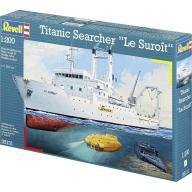 Model do sklejania REVELL Titanic Searcher Le Suro