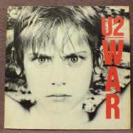 U2 .....War - LP -1D