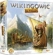 Wikingowie na pokład - gra (folia)
