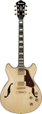 Ibanez AS73G-NT Hollowbody Artcore Natural NEW