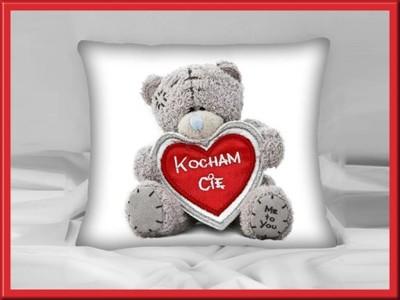 Poduszka Love Miłość dla ukochanej osoby dedykacja